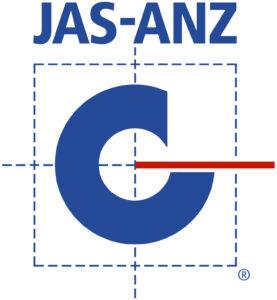 JAS-ANZ認定マーク